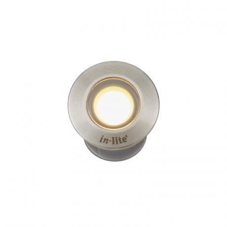 Fusion 22 RVS 22 RVS Sfeerverlichting LED 0,25W