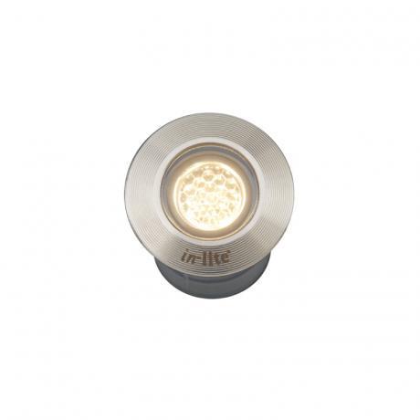 Hyve 22 RVS Sfeerverlichting LED 0,25W