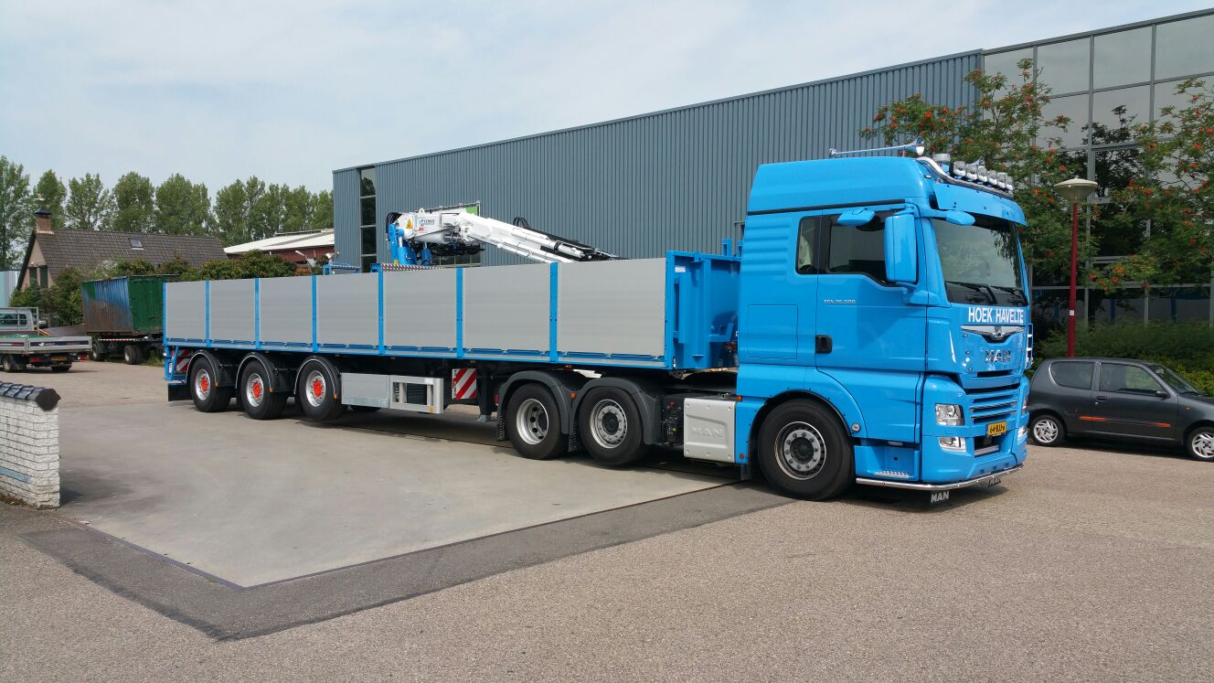 Vrachtwagen Hoek Havelte