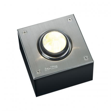 Fish Eye 100x100 (WW) Accentverlichting LED 1,5W