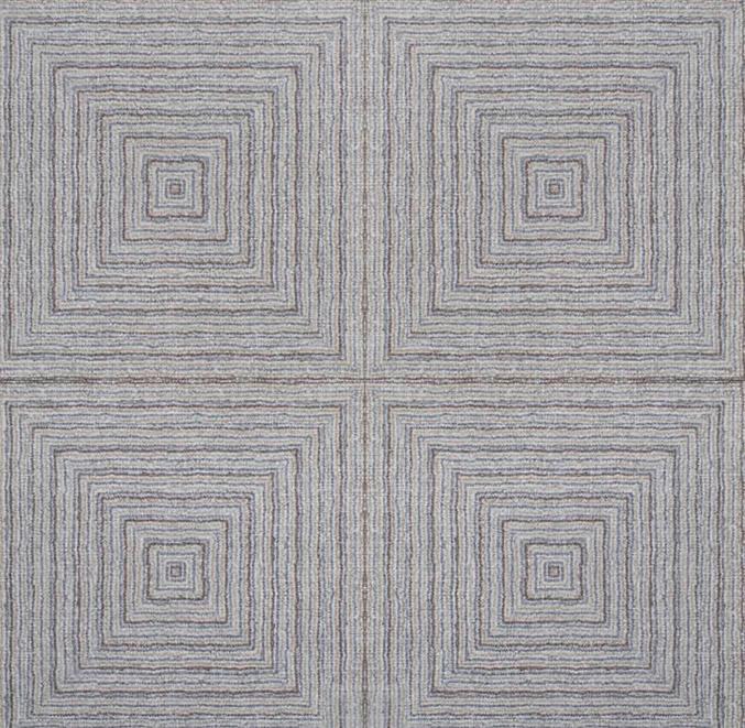 GeoCeramica® Canvas Boucle, kleur Mix, 60x60x4cm