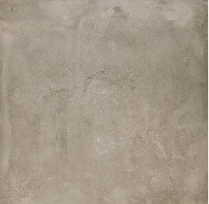 GeoCeramica® Concreet, kleur Brown, 60x60x4cm
