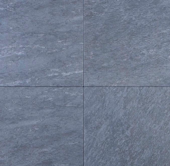 GeoCeramica® Fiordi, kleur Fumo, 60x60x4cm