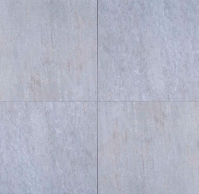 GeoCeramica® Fiordi, kleur Grigio, 60x60x4cm