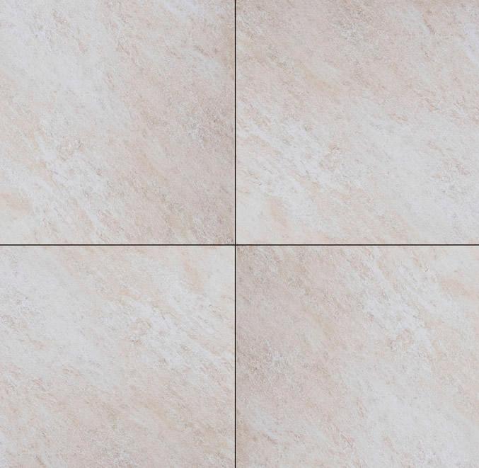 GeoCeramica® Fiordi, kleur Sand, 60x60x4cm