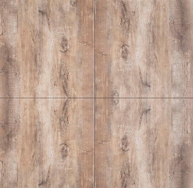GeoCeramica® Timber, kleur Noce, 60x60x4cm