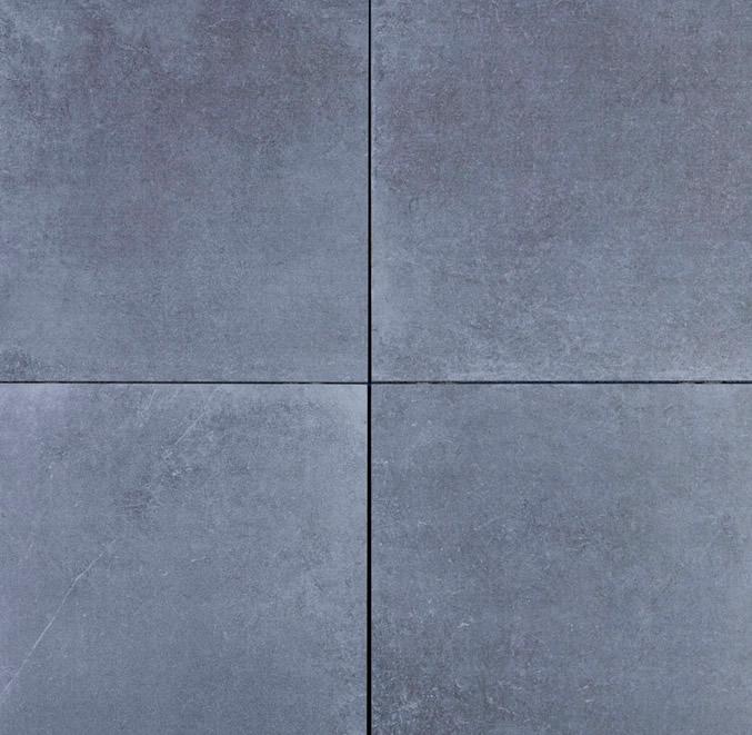 GeoCeramica® Roccia, kleur Carbon, 60x60x4cm