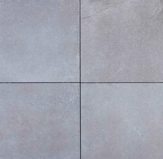 GeoCeramica® Roccia, kleur Clay, 60x60x4cm