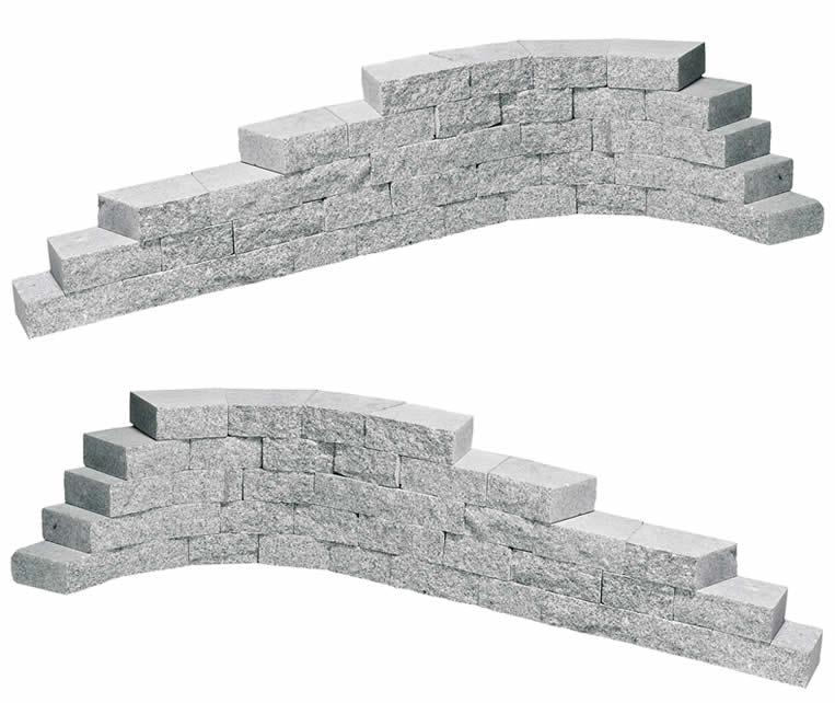 Cliffwall Graniet Naturel
