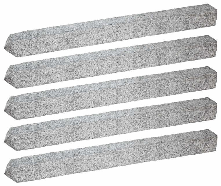 Schuttingpaal Graniet