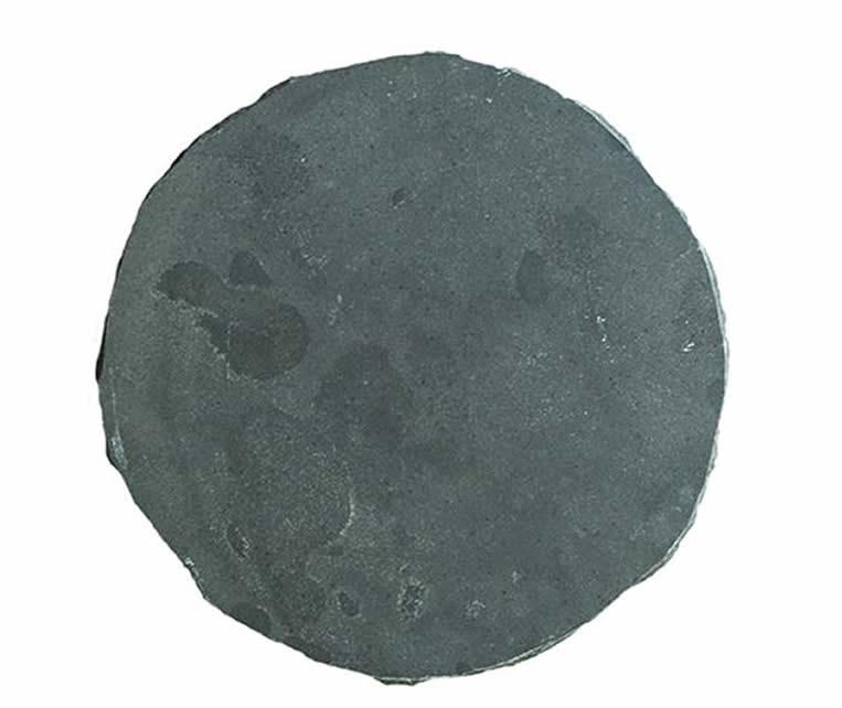 Staptegels Blue Moon Rond
