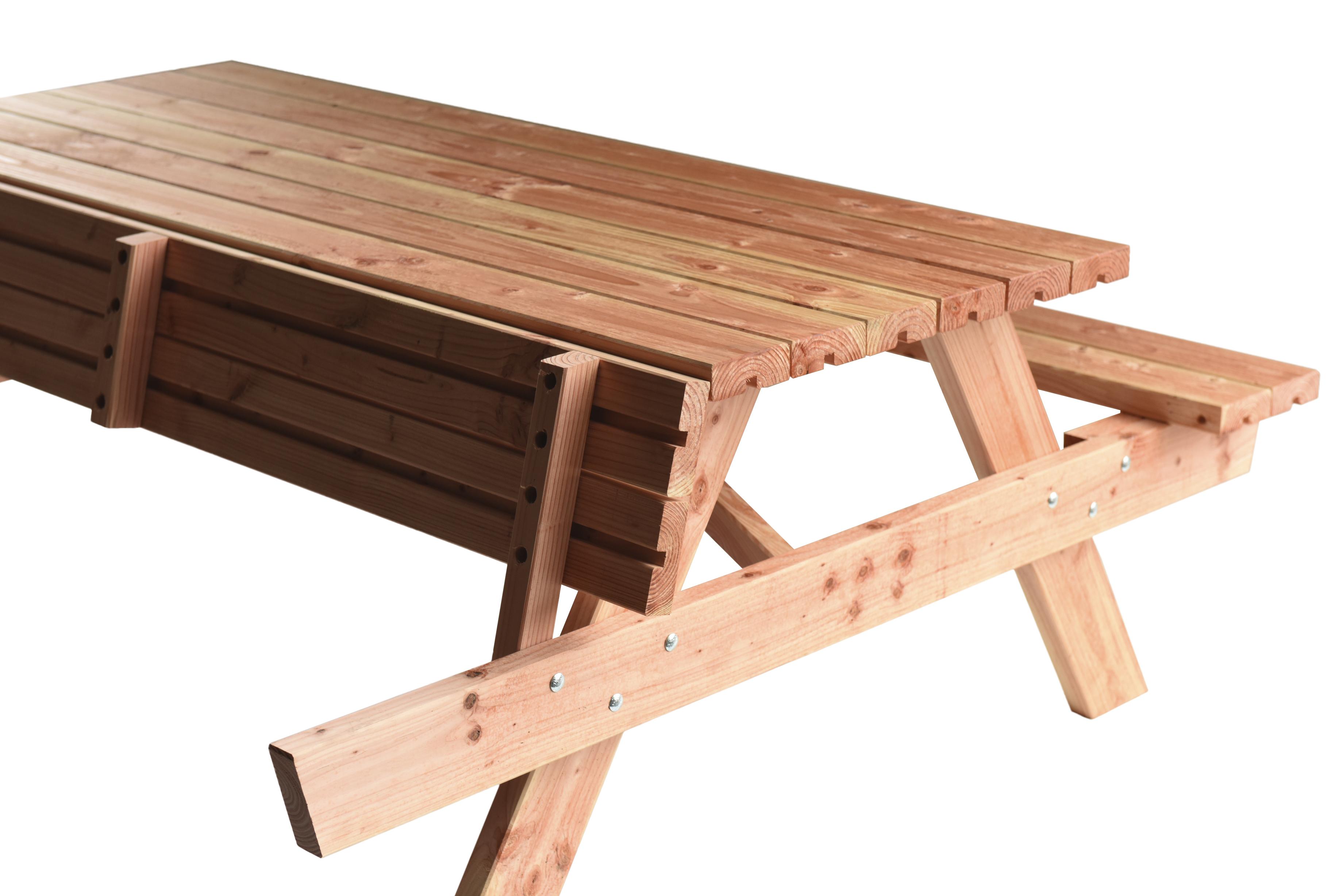 Douglas picknicktafel opklapbaar 11009