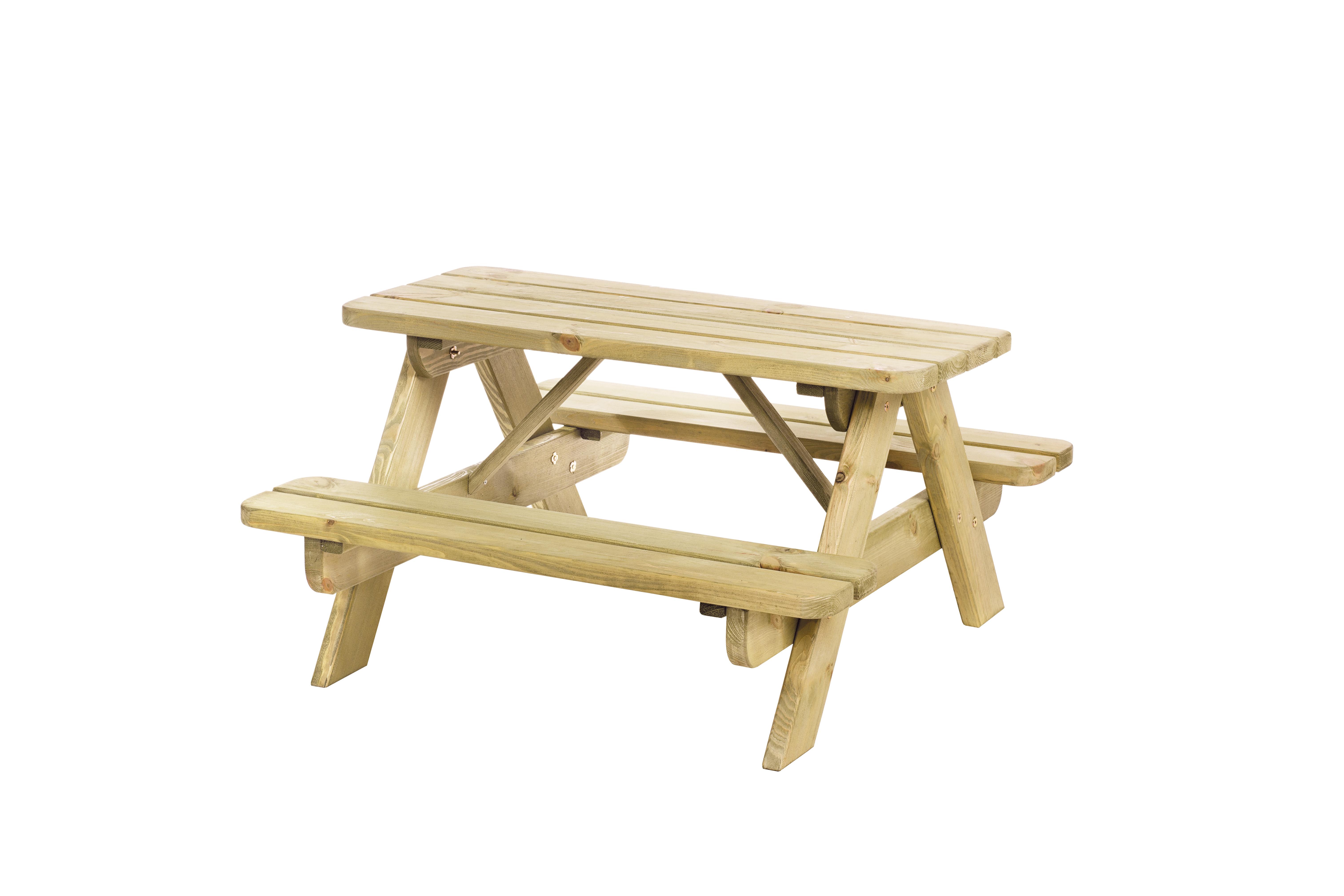 Junior picknicktafel Bjorn 11018