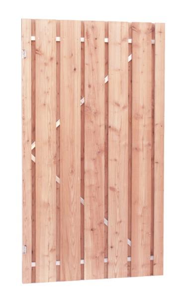 Fijnbezaagde douglas deuren, 15 mm