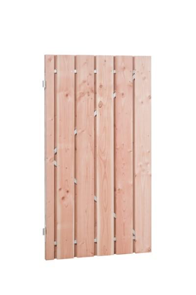 Geschaafde douglas deuren, 18 mm