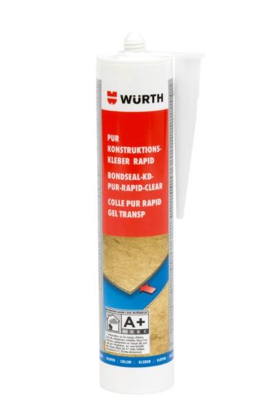 Wurth Rapid Pur constructie lijm