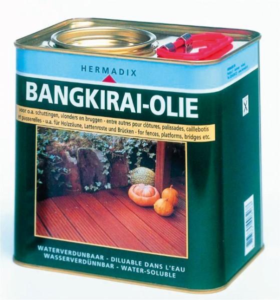 Hermadix bangkirai olie naturel