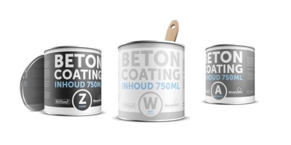 Beton coating