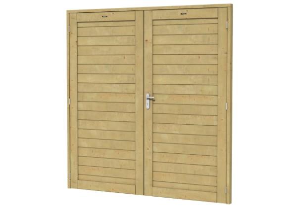 Deurelement Basic Excellent dubbele dichte deur
