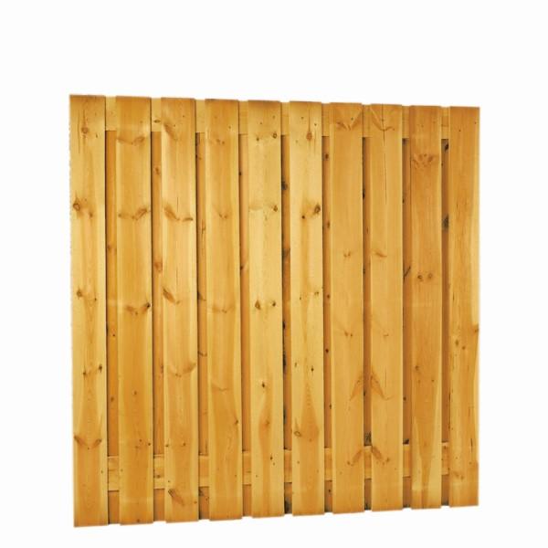 21 planks grenen tuinschermen 180x180 recht 17 mm
