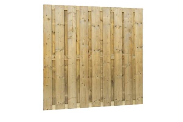 Jumbo schermen, 17 planks