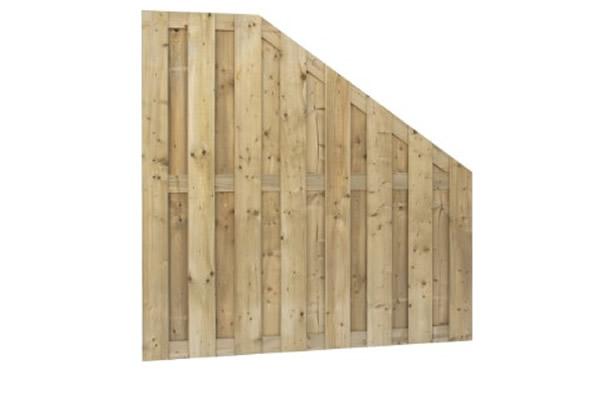 Jumbo afbouwschermen, 15 planks