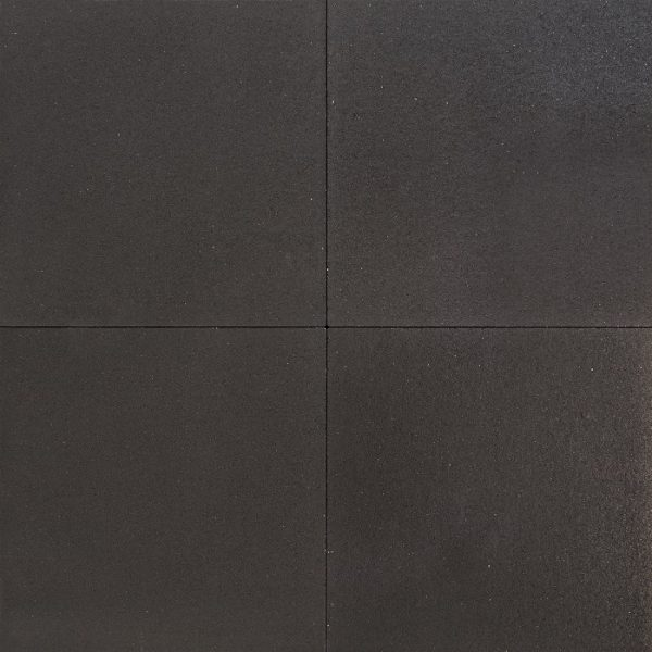 Luxe Tuintegel antraciet 55x55x5