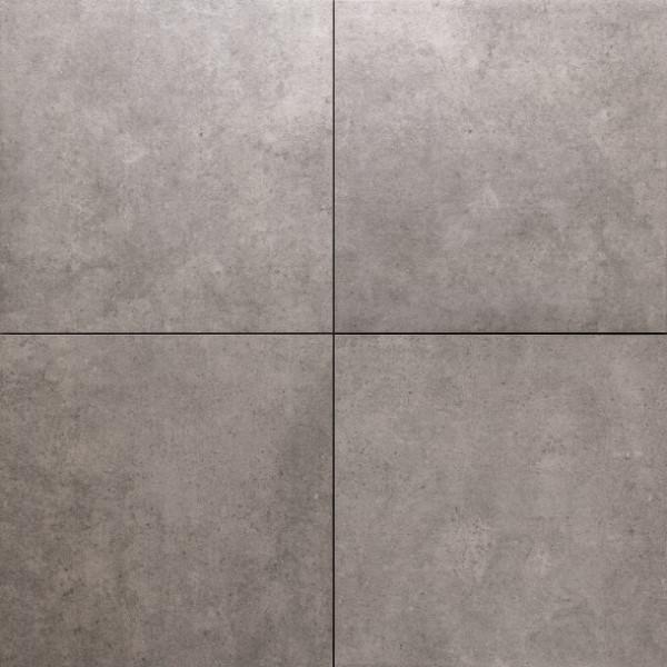 CERASUN Limestone DarkGrey 60x60