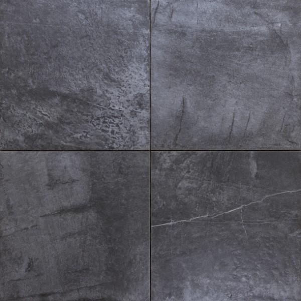 CERASUN Tropea antracite 60x60
