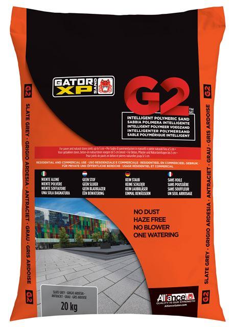 GatorSand XP G2, Gebonden Voegmortel , Waterdoorlatend