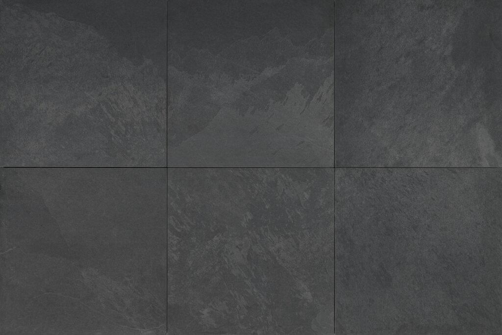 CERASUN Black Slate Mustang 60X60x4