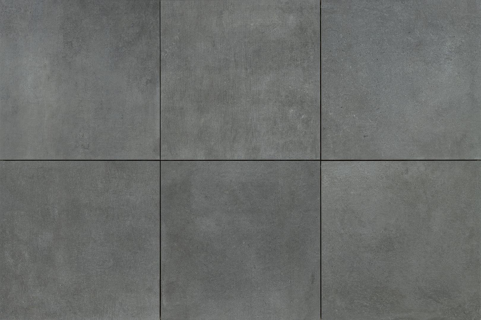 CERASUN Piastra Nero 60x60x4