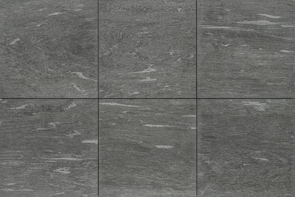 CERASUN Pietra Vals Antracite 60x60x4