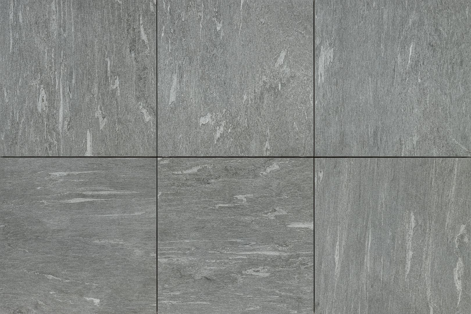 CERASUN Pietra Vals Grigio 60x60x4