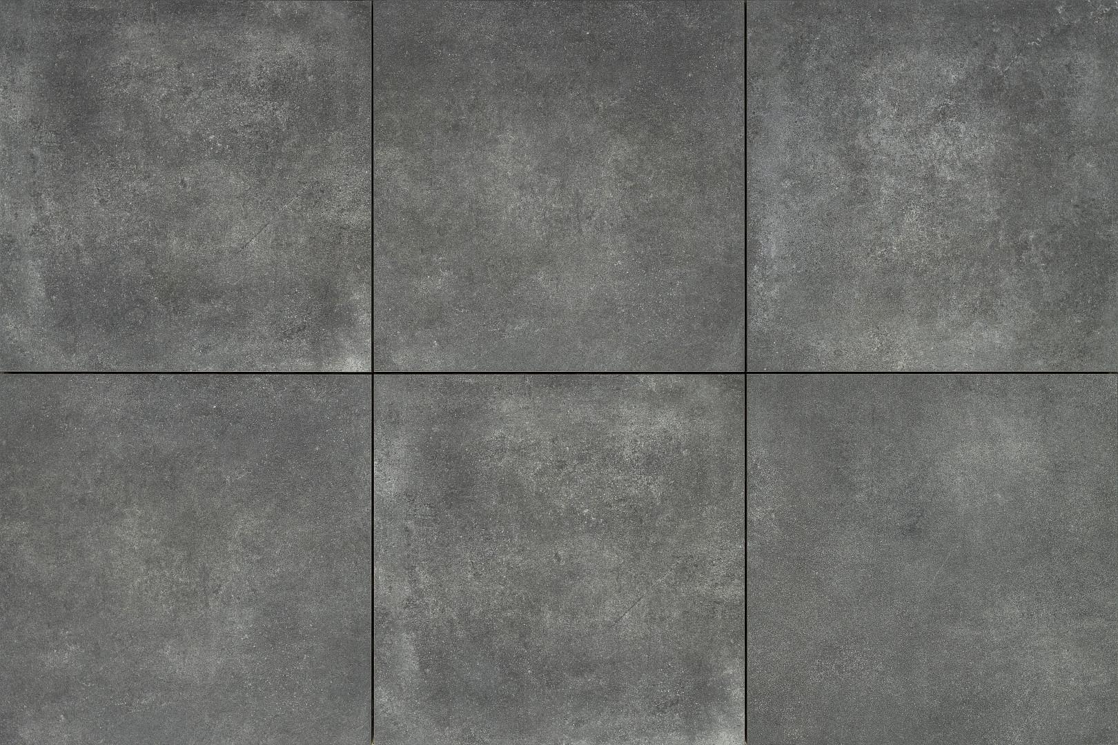 CERASUN Cemento Antracite 60x60x4