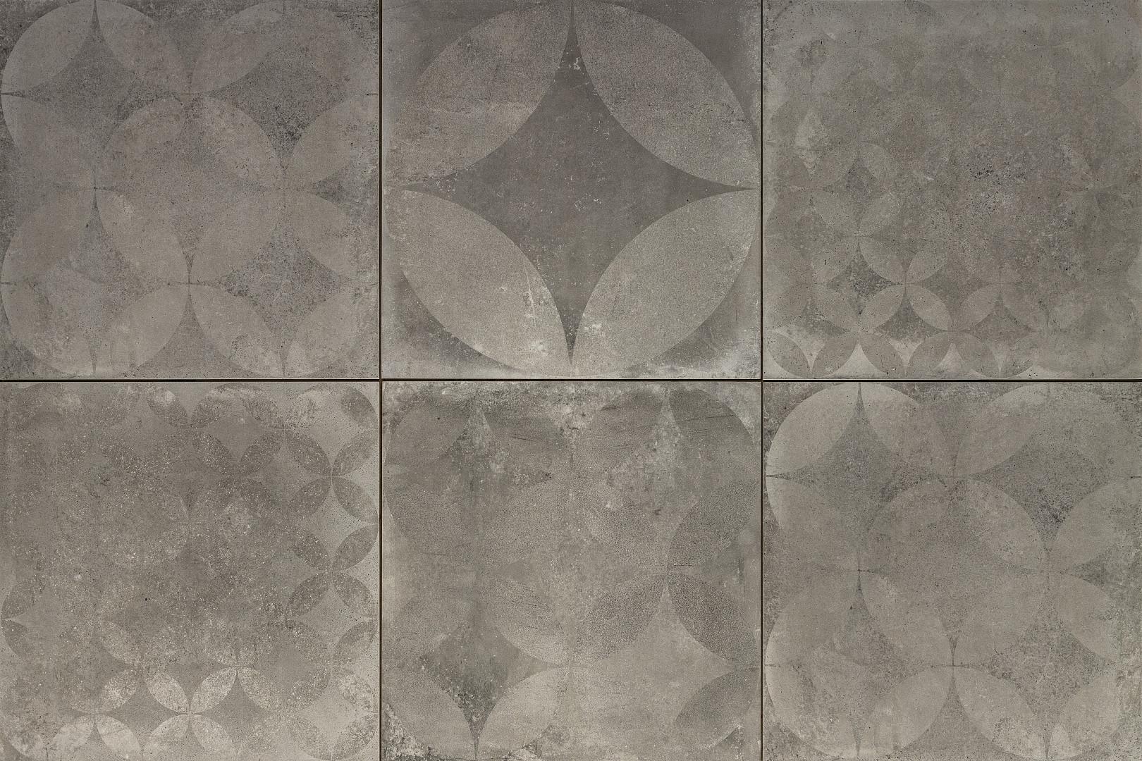 CERASUN Concrete Decor Ash 60x60x4
