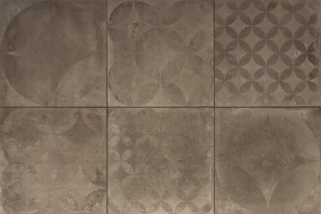CERASUN Concrete Decor Taupe 60x60x4